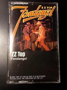 ZZ Top ................. IMPORT USA ! / MC originál kaseta