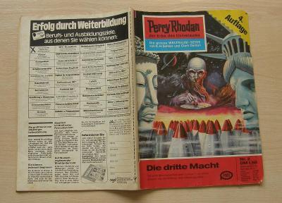 Perry Rhodan Nr.2 * 4.vydání 1. série nejslavnějšího scifi seriálu * N