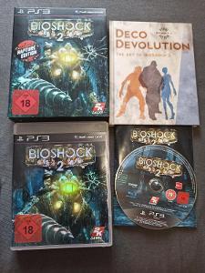 PS3 Bioshock 2 Rapture Edition