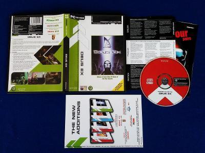 PC - DEUS EX (retro 2000) Top