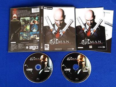 PC - HITMAN CONTRACTS (retro 2004) Top