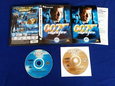 PC - JAMES BOND 007: NIGHTFIRE (retro rok 2002) Top