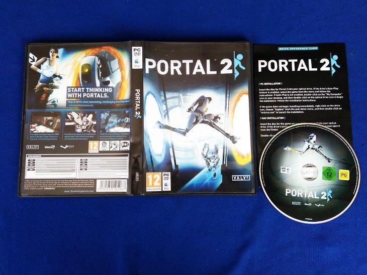 PC - PORTAL 2 (retro rok 2011) Top - Hry
