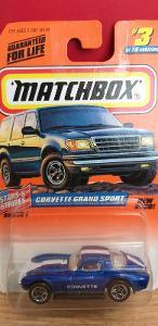 MATCHBOX 1998 ´´ CORVETTE GRAND SPORT ´´ #3