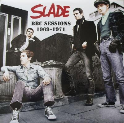 LP SLADE BBC  Sessions 1969 - 1971 Raritní !