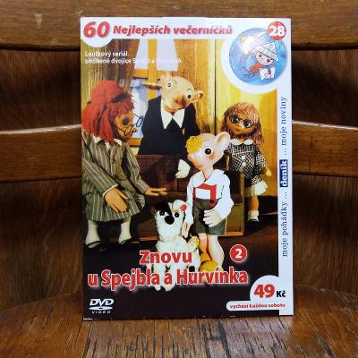 DVD Znovu u Spejbla a Hurvínka