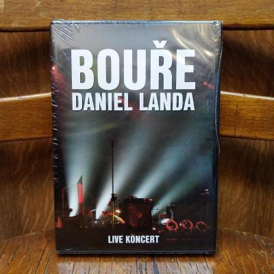 DVD Bouře - Daniel Landa / živý koncert
