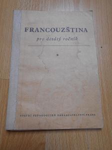 FRANCOUZŠTINA PRO 10. ROČNÍK - JOS. DUBSKÝ A KOL.