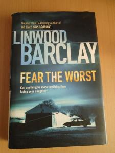 014-Kniha Fear the Worst-v angličtině