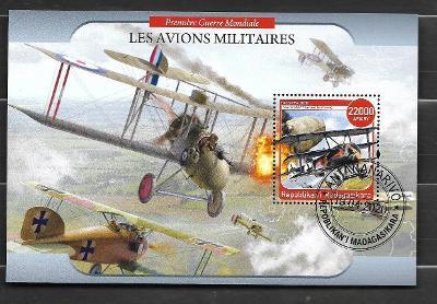 Madagaskar-první světová válka - letadla-FOKKER DR.I, eso Josef Jacobs