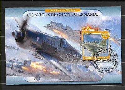Madagaskar- druhá světová válka - letadla - Messerschmitt Me 163 Komet