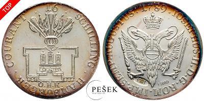 🔥 (Z548) Německo, 1789, Novoražba (Ag 999,9/1000, 6,857g)