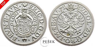 🔥 (Z554) Německo, 1579, Novoražba (Ag 999,9/1000, 7,065g)
