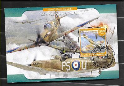 Madagaskar-  II. světová válka - letadla - Supermarine Spitfire Mk.V 8