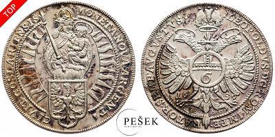 🔥 (Z555) Německo, 1659, Novoražba (Ag 999,9/1000, 10,527g)