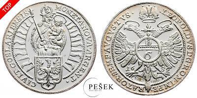 🔥 (Z559) Německo, 1659, Novoražba (Ag 999,9/1000, 10,881g)