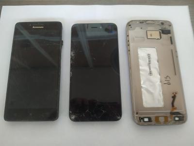 Mobilní telefony na díly