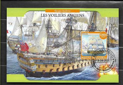 Madagaskar - lodě - HMS Victory (1805)