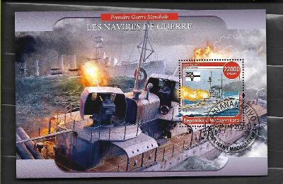 Madagaskar - I. světová válka - lodě - německý křižník König