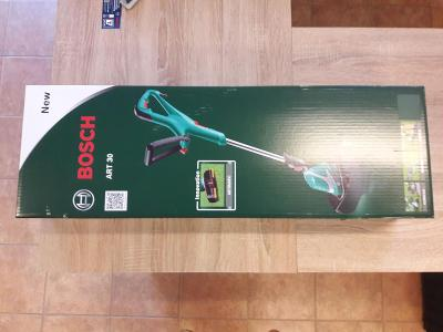 Bosch ART 30 - poškozený obal