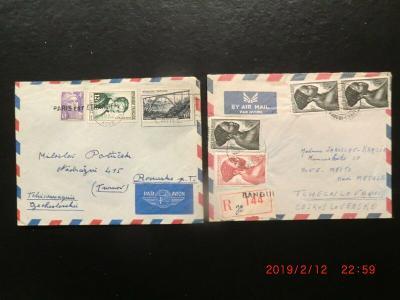 Francie 1952-3 celistvosti do Československa