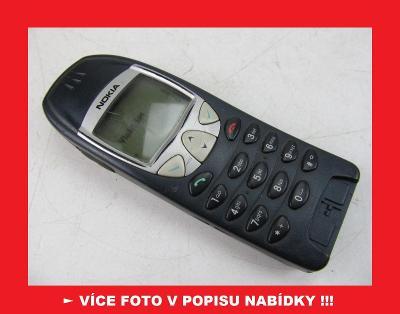 NOKIA 6210 - starý sbírkový telefon mobil