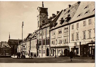 Cheb - Náměstí