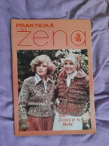 Časopis Praktická žena, 9/78