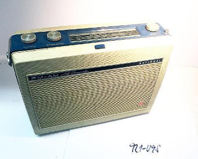 Tuzexové gramorádio National SG-550FL, germaniové tranzistory(921-U98)