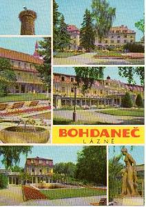 Bohdaneč - sada
