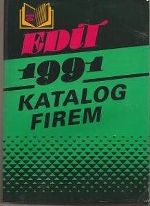Edit 1991 Katalog firem a/s