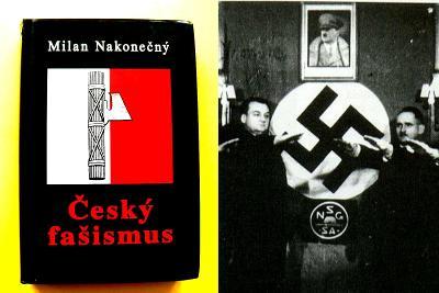 Český fašismus Rys Gajda Říšská stráž Arijský útok (2006)