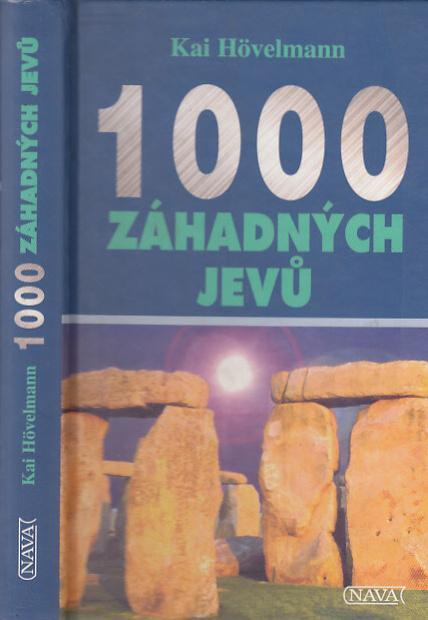 1000 záhadných jevů - Knihy