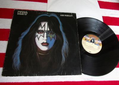 💥 LP: KISS - ACE FREHLEY, West Germany pressing 1978