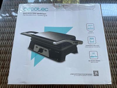 Elektrický gril Cecotec Rock'nGrill P 1500 W