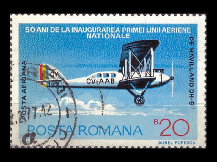 Rumunsko 1976 Mi 3343 - Filatelie