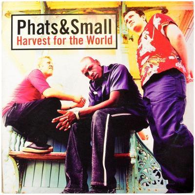 "Gramofonová deska PHATS & SMALL - Harvest for the world (12"")"