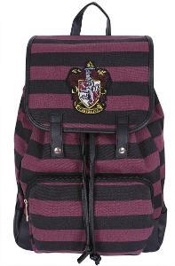 Bordo a černý batoh HARRY POTTER Gryffindor