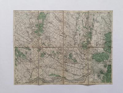 Mapa Parkán