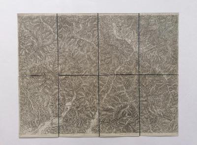 Mapa Horinčovo