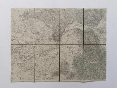 Mapa Chust