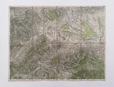 Mapa Tvrdošín