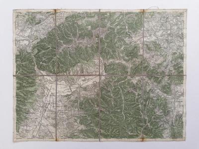 Mapa Ružomberok