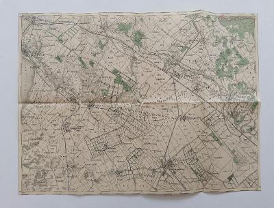Mapa Magyaróvár