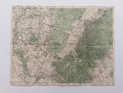 Mapa Malacky
