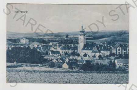 Prachatice, Netolice, Pohled na město