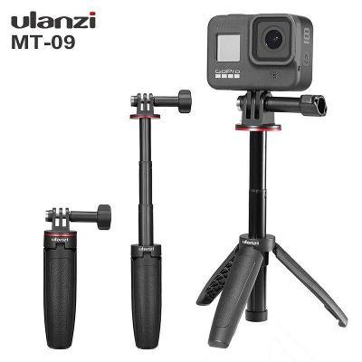Ulanzi MT-09 - 3v1 mini stativ, grip a selfie tyč, jako GoPro Shorty