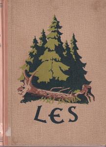 Kniha Les, Jiří Janda, 1925