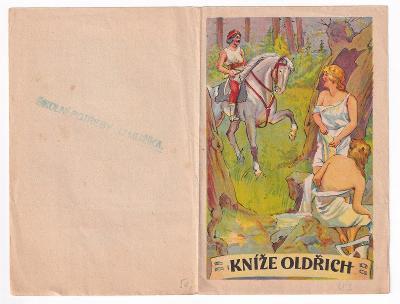 Pohádka Kníže Oldřich, Školní potřeby u Mužíka