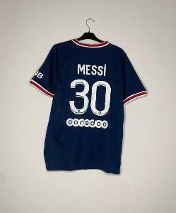 Messi 30 - dres PSG 2021/22